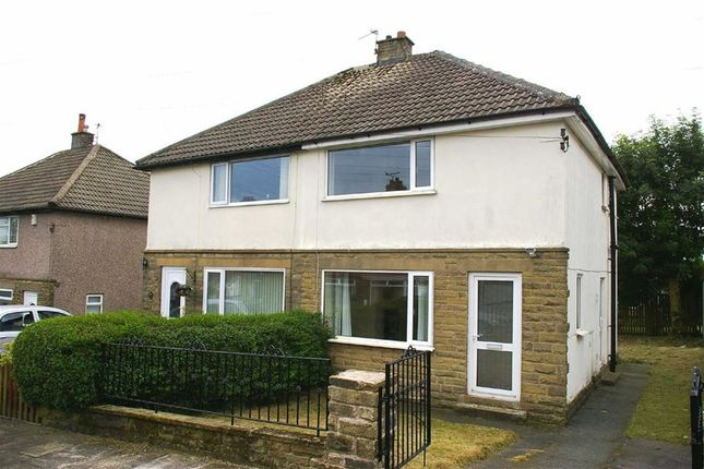 Thumbnail Semi-detached house to rent in Gleanings Avenue, Norton Tower, Halifax