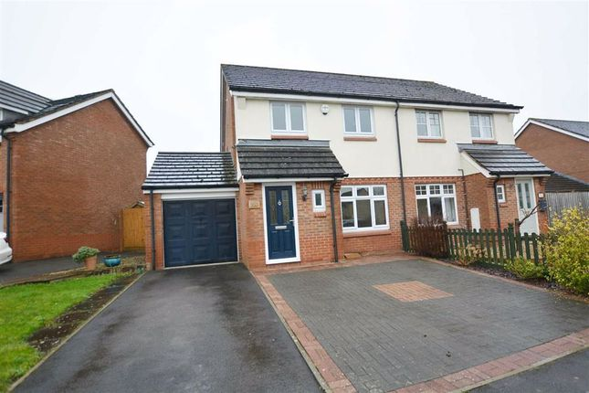 3 bed semi-detached house to rent in The Causeway, Quedgeley, Gloucester GL2