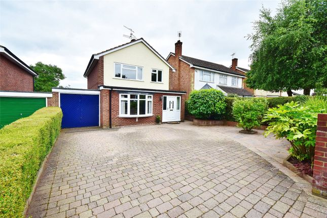 Thumbnail Link-detached house for sale in Havers Lane, Bishop's Stortford