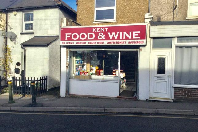 Thumbnail Retail premises for sale in Kent Road, St. Mary Cray, Orpington