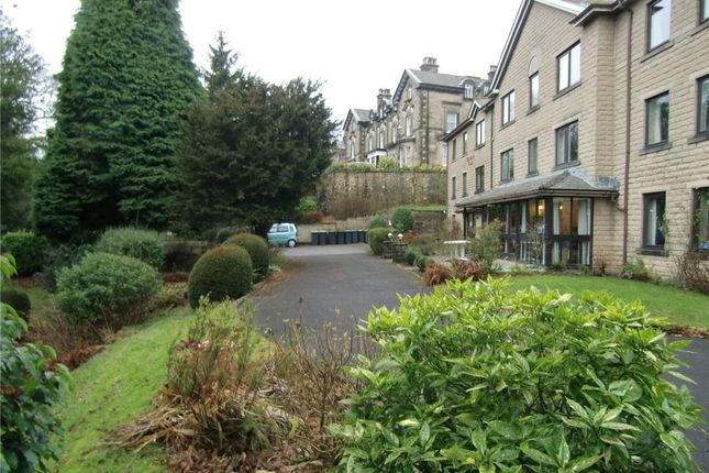Thumbnail 2 bedroom flat to rent in Homemoss House, Park Road, Buxton, Derbyshire