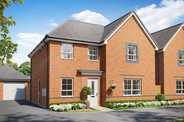 """Thumbnail Detached house for sale in """"Radleigh"""" at Birdhaven Close, Banbury Road, Lighthorne, Warwick"""