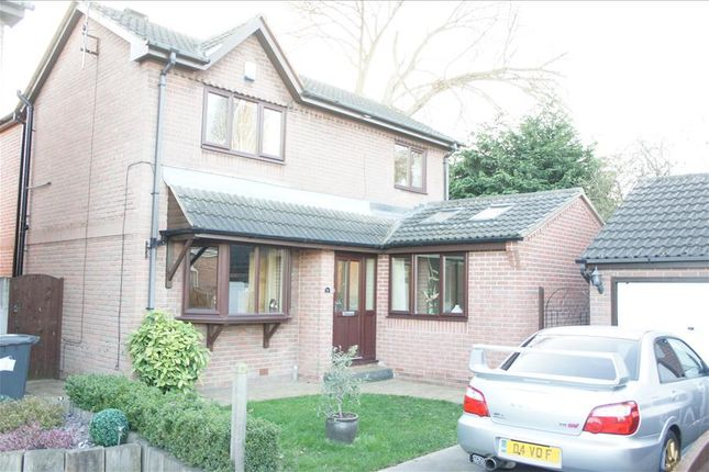 Thumbnail Detached house for sale in 9 Farmhill Close, Cusworth, Doncaster