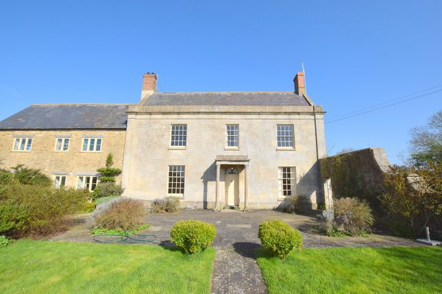 Thumbnail Semi-detached house for sale in Spirthill, Calne, Wiltshire