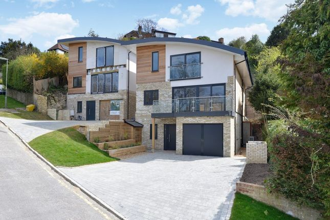 Thumbnail Detached house to rent in Abbot Road, Guildford