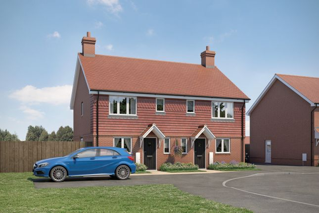 2 bed terraced house for sale in Plot 38 Potters Field Check Drive, Ringmer BN8