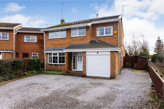 Thumbnail Detached house for sale in Church View, York