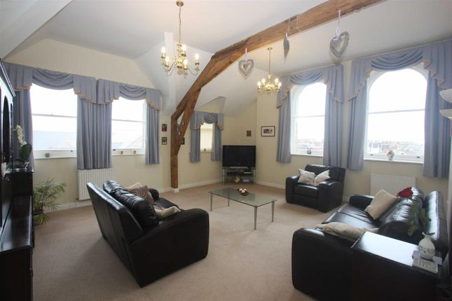 Thumbnail Flat for sale in Ricketts Close, Weymouth
