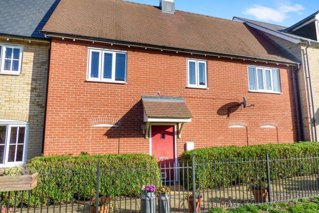 Thumbnail Maisonette for sale in Hooper Avenue, Colchester