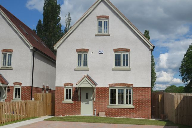 Thumbnail Detached house for sale in England's Field, Bodenham, Hereford