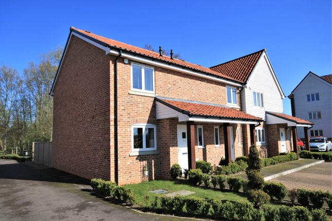 2 bed property to rent in Waterside Drive, Ditchingham, Bungay NR35