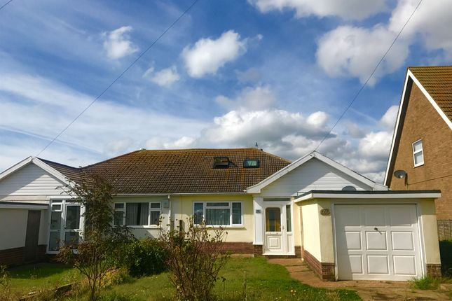 Thumbnail Bungalow for sale in Phyllis Avenue, Peacehaven