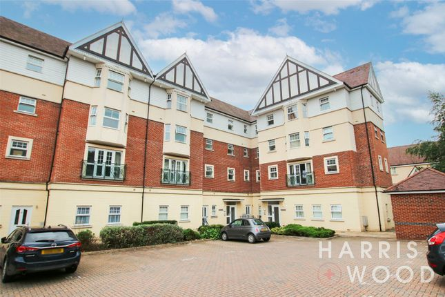 Thumbnail Flat for sale in Apprentice Drive, Colchester