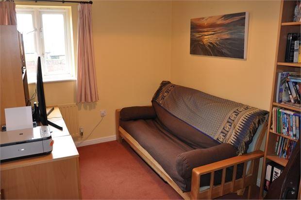 Bedroom of Stainthorpe Court, Hexham, Northumberland. NE46