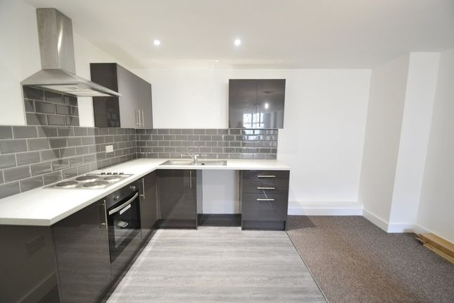 Thumbnail Flat to rent in Hall Gate, Doncaster