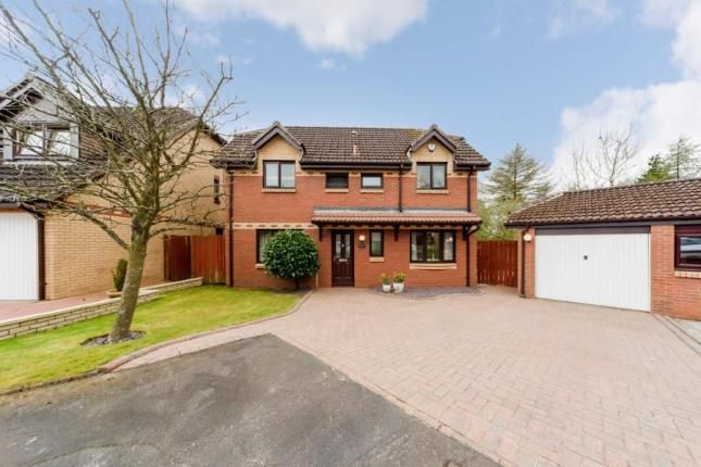 Thumbnail Detached house for sale in Whitelees Road, Cumbernauld, Glasgow, North Lanarkshire