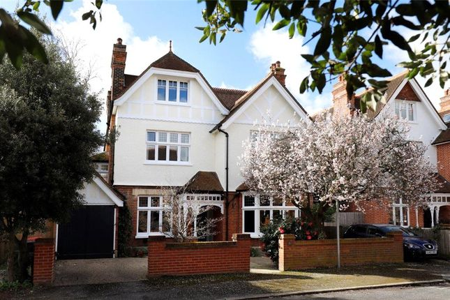 Thumbnail Detached house for sale in Ridgway Gardens, Wimbledon Village