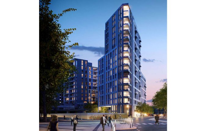 Thumbnail Flat for sale in Montpellier House, Sovereign Court, London