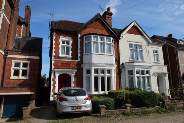 Thumbnail Semi-detached house for sale in Wellesley Road, Lexden, Colchester