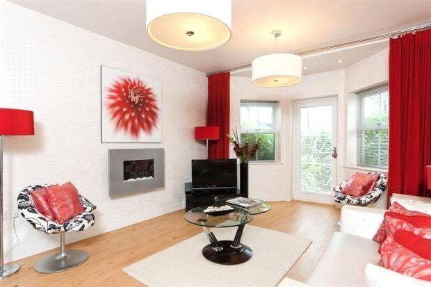 Thumbnail Flat for sale in Broomcroft Court, 226 Acton Lane, London