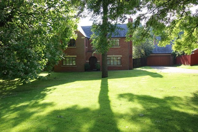 Thumbnail Detached house for sale in Chestnut Walk, St Edwards Park, Cheddleton, Staffordshire