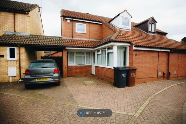 Thumbnail Semi-detached house to rent in Hunsbury Green, Northampton