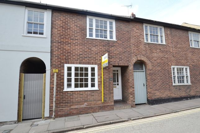 Thumbnail Terraced house to rent in Southgate Street, Bury St. Edmunds