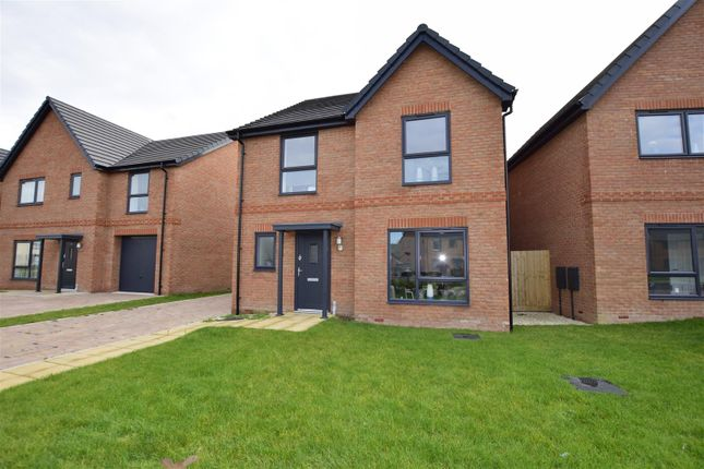 Thumbnail Detached house for sale in Caerwent Gardens, Caerleon Road, Dinas Powys