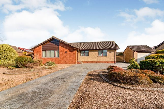 Thumbnail Bungalow for sale in Borrowfield Crescent, Montrose, Angus