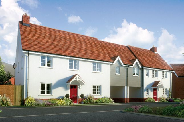 Thumbnail Semi-detached house for sale in The Hadleigh, Berryfields, Chapel Road, Tiptree, Colchester, Essex