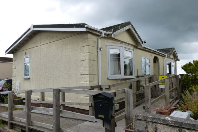 Thumbnail Mobile/park home for sale in Manor Park, Penwithick