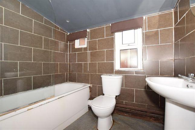Bathroom of Grove Road, Chatham, Kent ME4