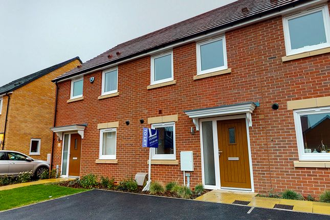 2 bed semi-detached house to rent in Bede Ling, West Bridgford, Nottingham NG2