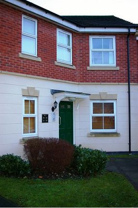 Thumbnail Flat to rent in Loughland Close, Blaby/Whetstone, Leicester