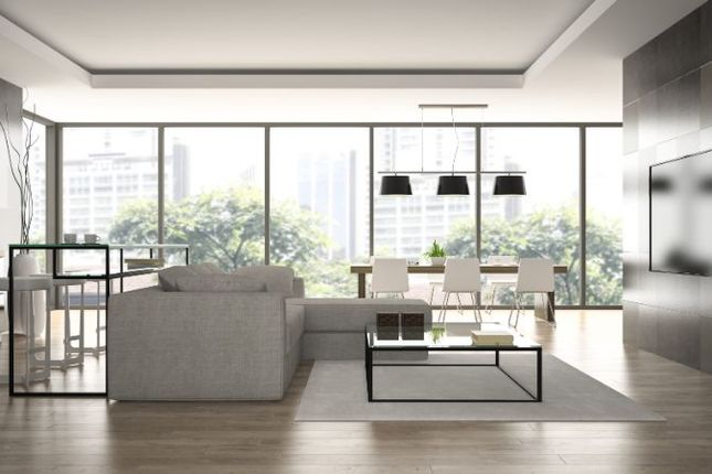 Thumbnail Flat for sale in Hi Rise Apartments, Jackson St, Manchester