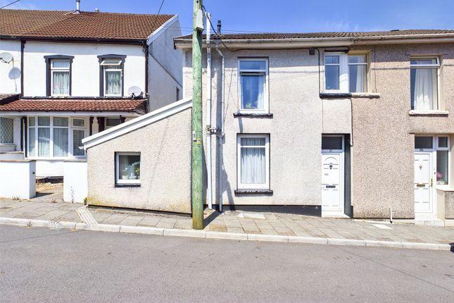 Thumbnail Semi-detached house for sale in Gwawr Street, Aberdare, Rhondda Cynon Taff