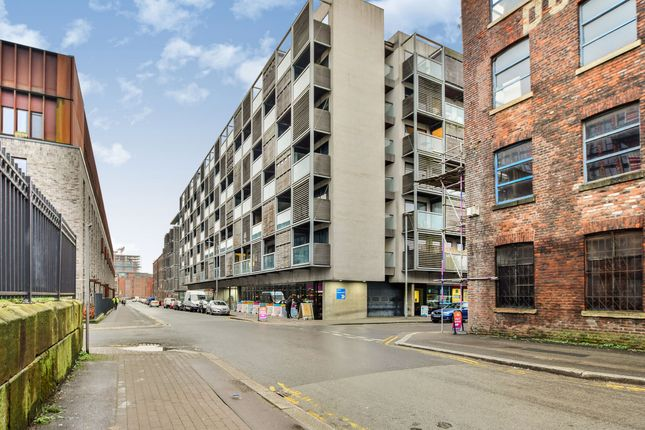 1 bed flat to rent in Moho, Ellesmere Street, Manchester M15