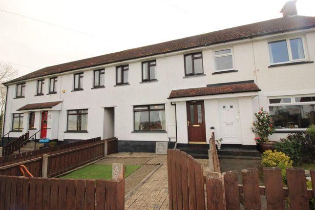 Thumbnail Terraced house for sale in Glencairn, Lisburn