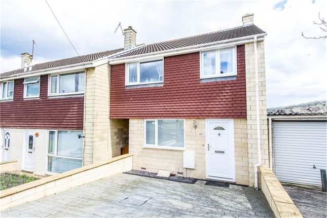 Thumbnail End terrace house for sale in Hillcrest Drive, Bath, Somerset