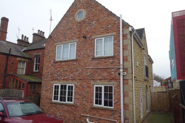 Thumbnail Flat to rent in Longman Road, Barnsley