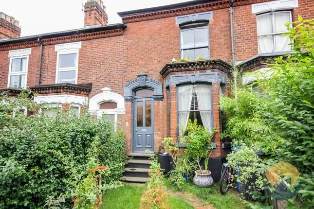 Thumbnail Terraced house for sale in Unthank Road, Norwich