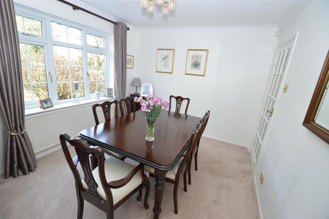 Dining Room of Woodland Rise, Studham, Dunstable, Bedfordshire LU6