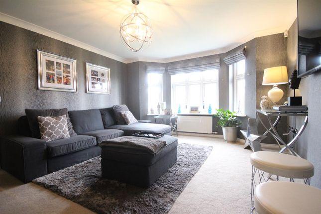 Lounge of Cooper Crescent, Ferniegair, Hamilton ML3