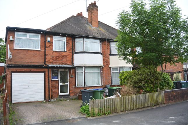 Thumbnail Semi-detached house for sale in Pottery Road, Oldbury