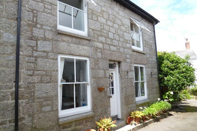 Thumbnail Terraced house for sale in Eden Place, Mousehole, Penzance