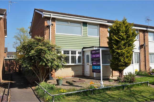 Thumbnail Semi-detached house to rent in Ashlands Road, Northallerton