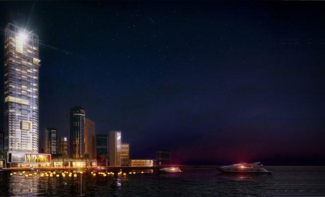 Thumbnail Block of flats for sale in Dubai Maritime City, Dubai, United Arab Emirates