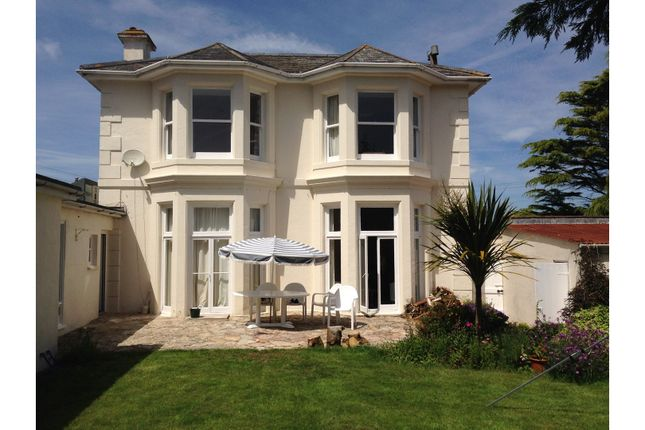 Thumbnail Detached house for sale in Petitor Rd, Torquay