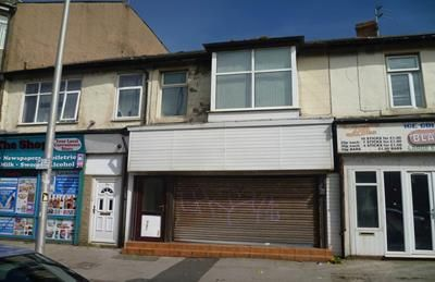 Thumbnail Commercial property for sale in 96 Lytham Road, Blackpool