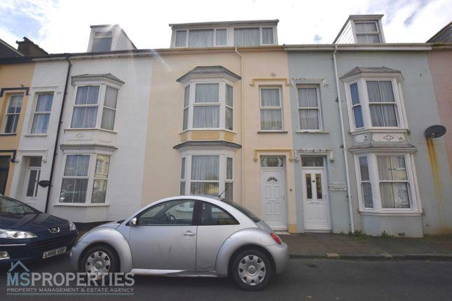Thumbnail Terraced house for sale in Rheidol Terrace, Aberystwyth